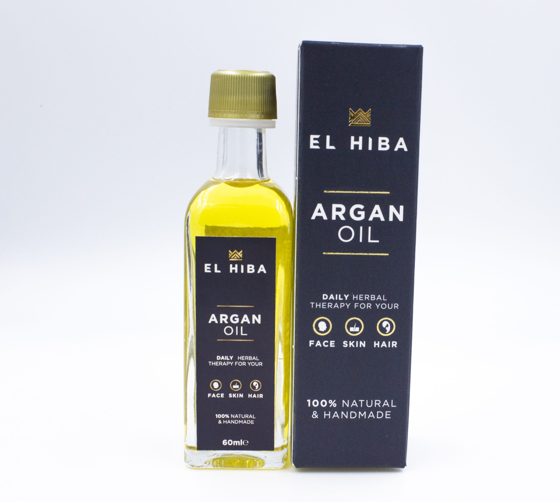 Pure Argan Olie – El Hiba – 60ml